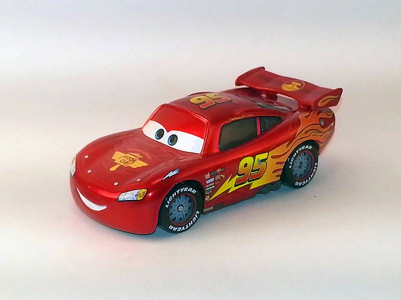 [Cars 2] RS Team Lightning McQueen 20140910