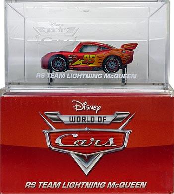 [Cars 2] RS Team Lightning McQueen Bliste10