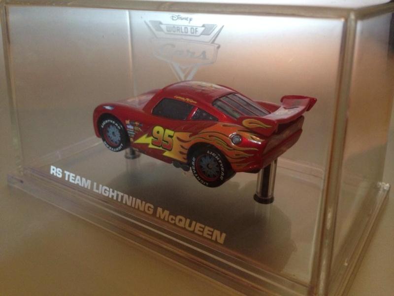 [Cars 2] RS Team Lightning McQueen Bul9o110