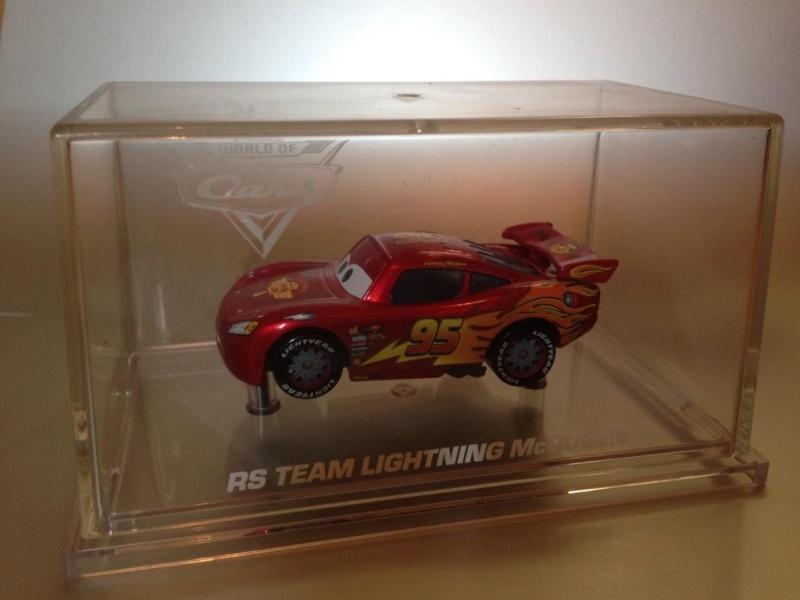 [Cars 2] RS Team Lightning McQueen Bul9on10