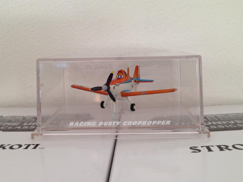 [Planes] Racing Dusty Crophopper (Metallic Finish) Img_3312
