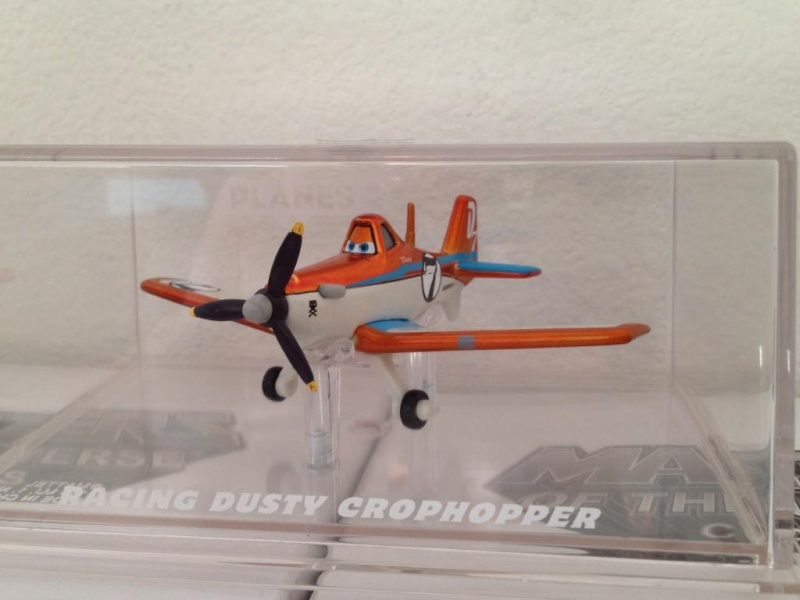[Planes] Racing Dusty Crophopper (Metallic Finish) Img_3313