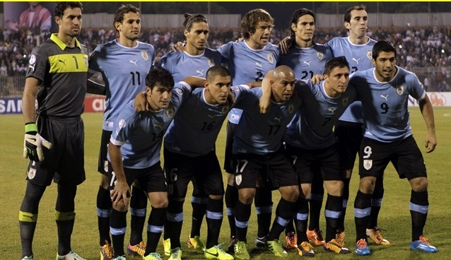 COUPE DU MONDE 2014 - Page 3 Urugua10