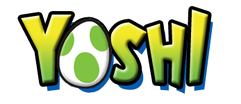 """Letra tipo """"Yoshi""""  Yoshi_16"""