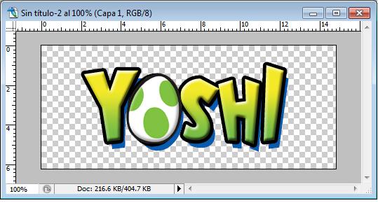 """Letra tipo """"Yoshi""""  Yoshi_22"""