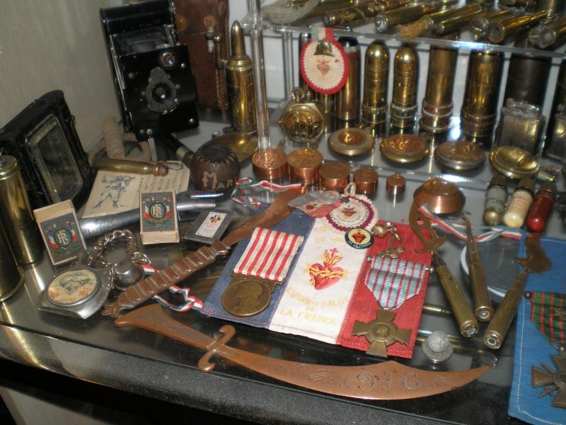 Ma colection guerre de 1914/1918 d'objets de poilu  (2) 01010