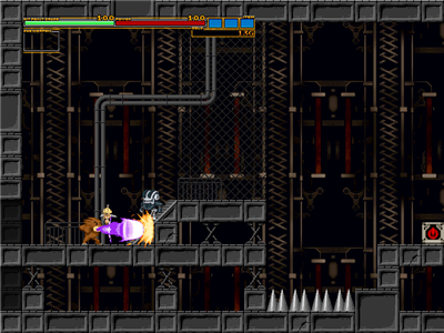 Action Mogura (excellent Japanese action platformer shooter) Action15