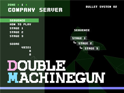 Bullet System: Double Machinegun (short arcade shooter) Bullet10