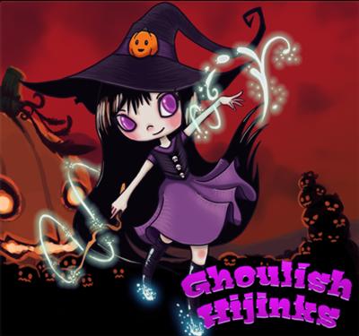 Ghoulish Hijinks (Halloween arcade platform) Ghouli10