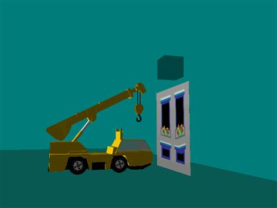 KRider (small crane simulation) Krider10