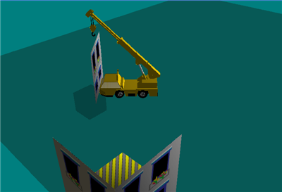 KRider (small crane simulation) Krider11
