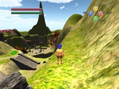 Lost Nose (Japanese 3D RPG) Lost_n12
