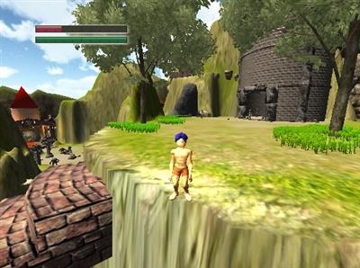 Lost Nose (Japanese 3D RPG) Lost_n13