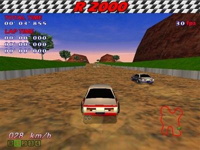 R2000 (basic racing simulation) R2000_10