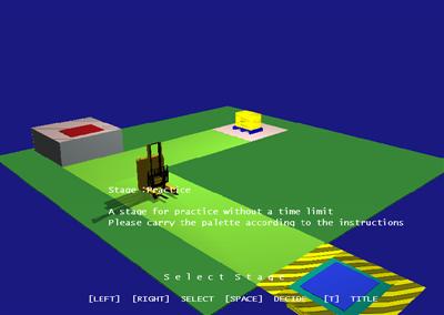 SimLift (forklit simulation) Simlif10