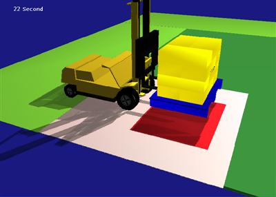 SimLift (forklit simulation) Simlif11