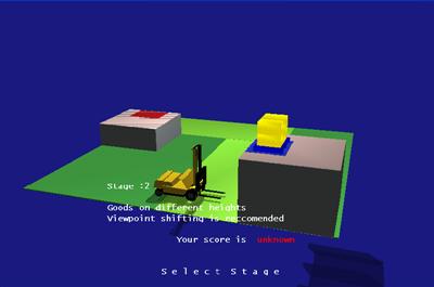 SimLift (forklit simulation) Simlif13
