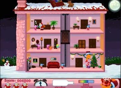 The Night Before Christmas (Xmas puzzle arcade) The_ni11