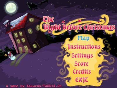 The Night Before Christmas (Xmas puzzle arcade) The_ni12