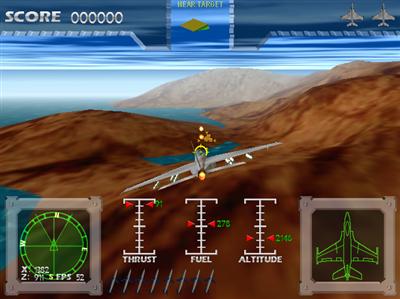 The Ocean Battle (flight simulation shooter) The_oc10