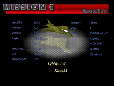 The Ocean Battle (flight simulation shooter) The_oc11