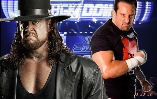 SmackRAW-LVW - Undertaker vs. Tommy Dreamer Dsgf10