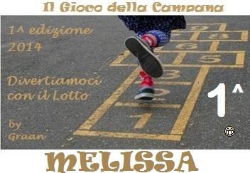 VINCITORI CAMPANA 2014 MELISSA-QUARTINA-PIERO Campan10