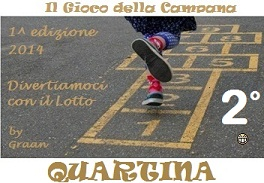VINCITORI CAMPANA 2014 MELISSA-QUARTINA-PIERO Campan14