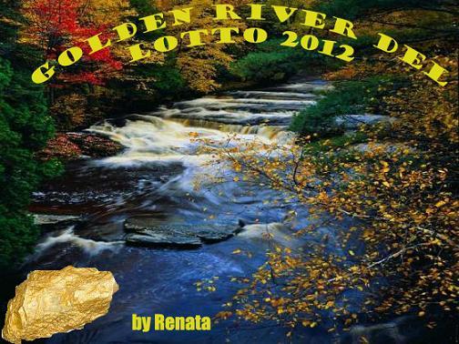 Regolamento Golden River del Lotto 2012 Golden10