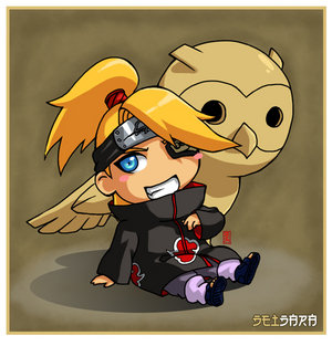 """Manga: """"Naruto"""" - Page 6 Chibid10"""