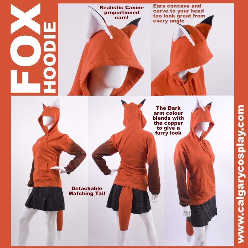 """Vous """"cosplayez"""" vous ? ù.ù - Page 3 Fox_ho10"""