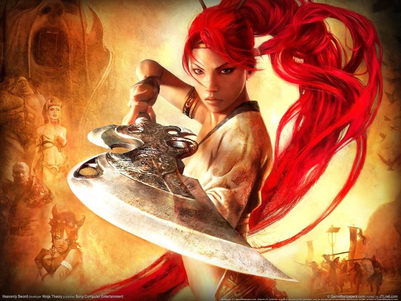 Heavenly Sword sur PS3 Heaven10