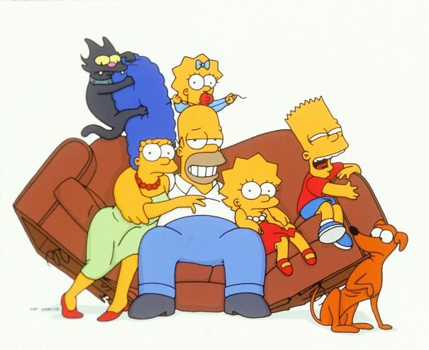 The Simpsons.... on pouvait bien leur faire un sujet...!  ^^ - Page 2 Simpso11