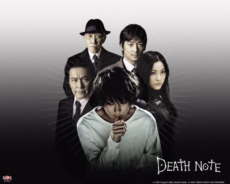 Death Note Bon Sang !!!! >.< Wallpa10