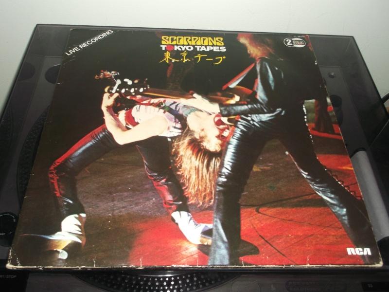 SCORPIONS - Tokyo Tapes - 1978-[ Hard Rock] Dscf7713