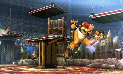 Super Smash Bros Wii U/3DS Daily110