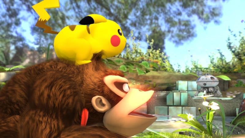 Super Smash Bros Wii U/3DS Daily32