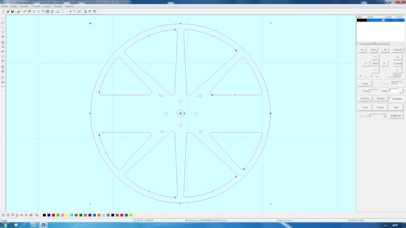Motor mount Star_m10
