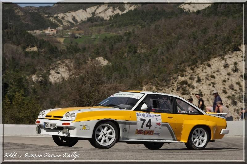 Manta B GSI ET GT/E RACING 400 réplica Grasse10