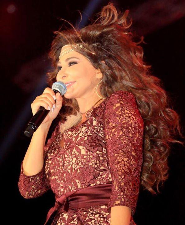 صور اليسا 2014 في حفل عيد بيروت  10485810