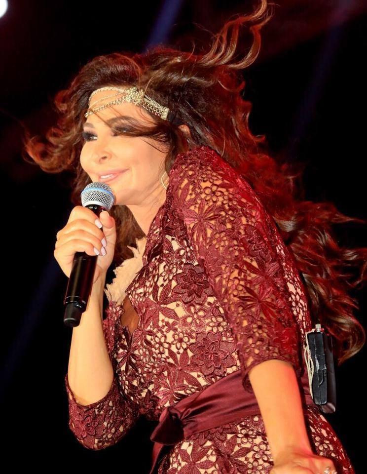صور اليسا 2014 في حفل عيد بيروت  10559910