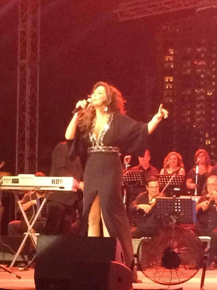 صور اليسا 2014 في حفل عيد بيروت  10580110