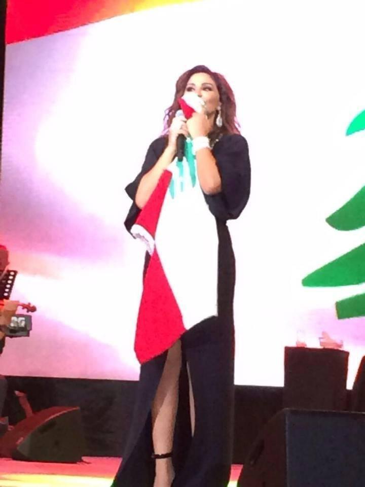 صور اليسا 2014 في حفل عيد بيروت  10610610