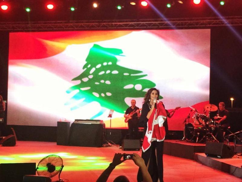 صور اليسا 2014 في حفل عيد بيروت  10614110