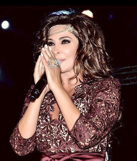 صور اليسا 2014 في حفل عيد بيروت  10620510