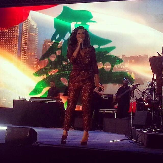 صور اليسا 2014 في حفل عيد بيروت  10632810