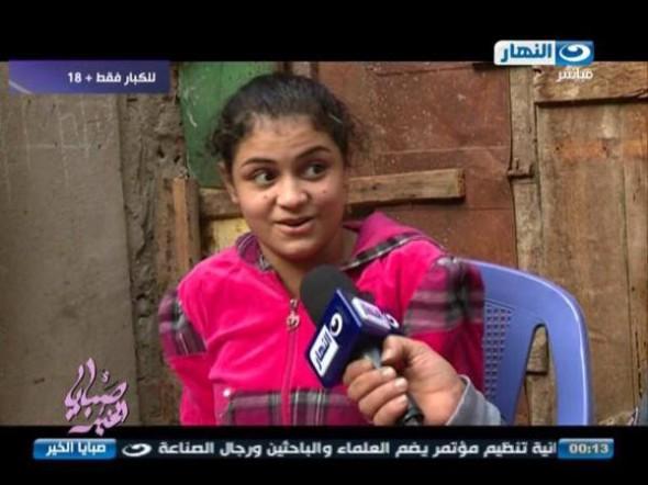 للكبار فقط حلقة ريهام سعيد عن الجن و الخمس بنات الممسوات من الجن D8add910