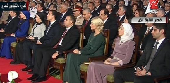 صور زوجة و ابناء و عائلة الرئيس المشير عبد الفتاح السيسي Elbash10