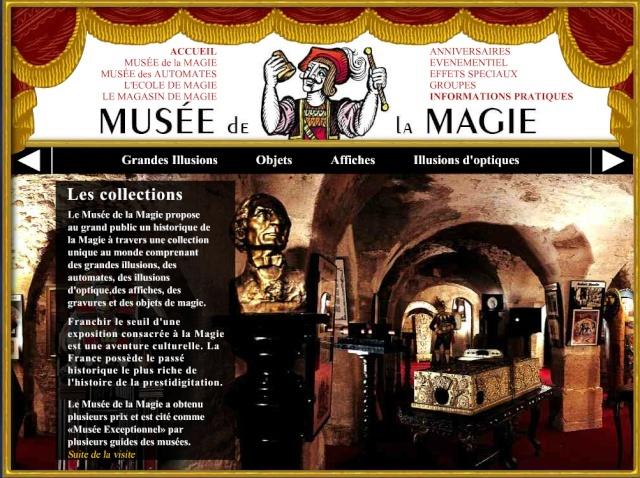 Musée de la Magie - Paris Musye_10