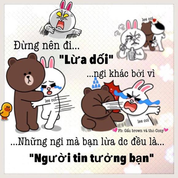 Chuyện Gấu Brown và thỏ Cony - Page 3 32be7410